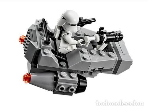 Juegos construcción - Lego: LEGO STAR WARS FIRST ORDER SNOWSPEEDER 6-12 AÑOS 75126 - Foto 3 - 144359082