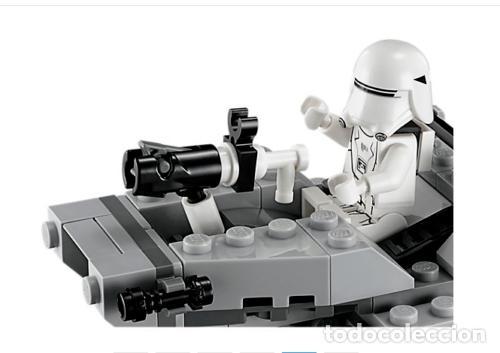 Juegos construcción - Lego: LEGO STAR WARS FIRST ORDER SNOWSPEEDER 6-12 AÑOS 75126 - Foto 4 - 144359082