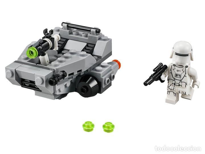 Juegos construcción - Lego: LEGO STAR WARS FIRST ORDER SNOWSPEEDER 6-12 AÑOS 75126 - Foto 6 - 144359082