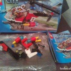 Juegos construcción - Lego: LEGO 7238 PIEZAS SUELTAS Y PILOTO. Lote 144706238