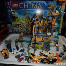 Juegos construcción - Lego: LEGO CHIMA REF.70010.LEER DESCRIPCION. Lote 144721770