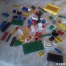 Juegos construcción - Lego: LOTE PIEZAS DE CONSTRUCCION LEGO. Lote 144898018