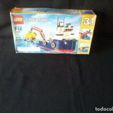 Juegos construcción - Lego: LEGO CREATOR- OCEAN EXPLORER 31045 - SIN ABRIR. Lote 145605730