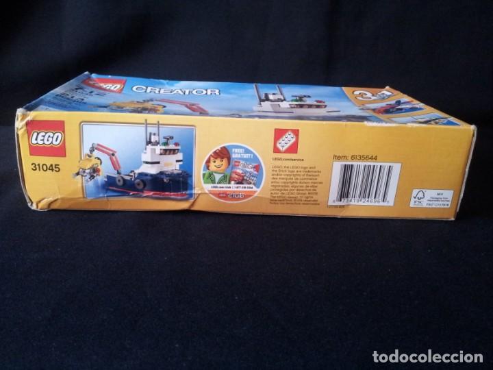 Juegos construcción - Lego: LEGO CREATOR- OCEAN EXPLORER 31045 - SIN ABRIR - Foto 3 - 145605730
