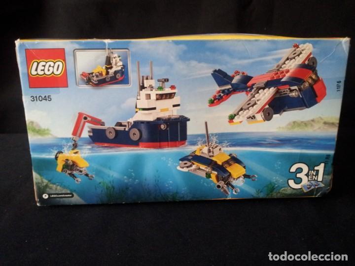 Juegos construcción - Lego: LEGO CREATOR- OCEAN EXPLORER 31045 - SIN ABRIR - Foto 4 - 145605730