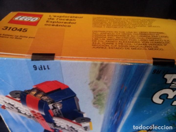 Juegos construcción - Lego: LEGO CREATOR- OCEAN EXPLORER 31045 - SIN ABRIR - Foto 5 - 145605730