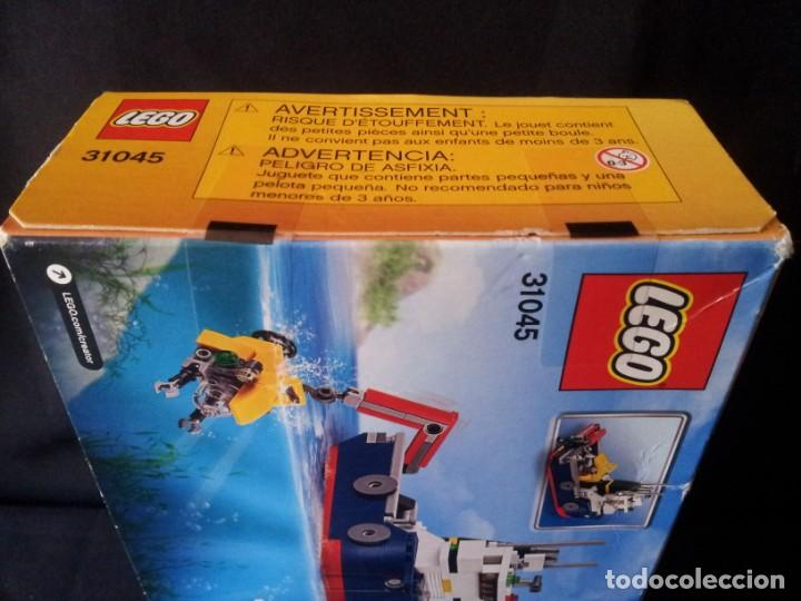Juegos construcción - Lego: LEGO CREATOR- OCEAN EXPLORER 31045 - SIN ABRIR - Foto 6 - 145605730