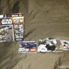 Juegos construcción - Lego: STAR WARS MICROFIGHTERS LEGO INTERCEPTOR 75031 BOLSAS SIN ABRIR MANUAL PERFECTO. Lote 145760766