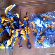 Juegos construcción - Lego: LOTE DE LEGO TRANSFORMERS DOS BOLSAS ESTA SIN COMPROBAR SI ESTA ENTERO. Lote 145805234