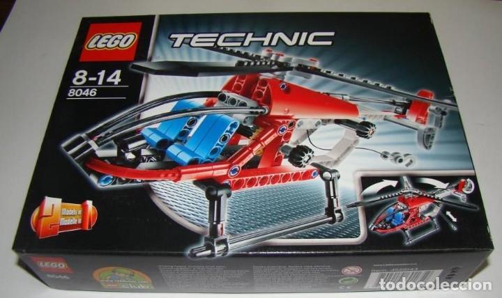 LEGO Technic Hubschrauber günstig kaufen 8046