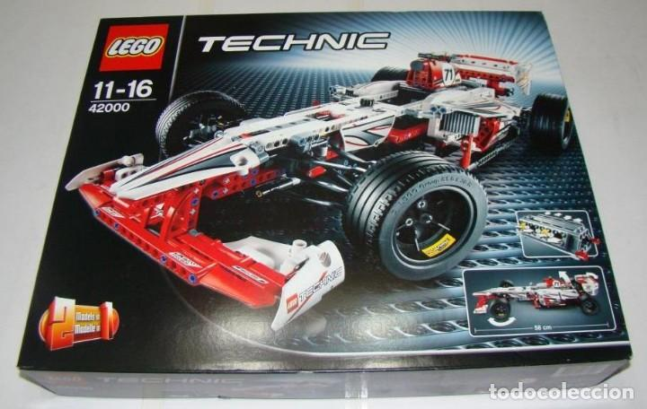 LEGO TECHNIC 42000 GRAND PRIX RACER (Juguetes - Construcción - Lego)