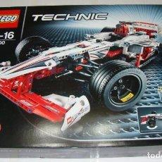 Juegos construcción - Lego: LEGO TECHNIC 42000 GRAND PRIX RACER. Lote 145953262