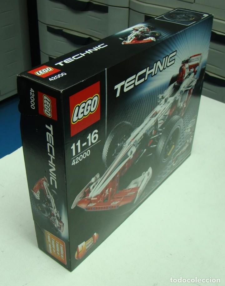 Juegos construcción - Lego: Lego Technic 42000 Grand Prix Racer - Foto 2 - 145953262
