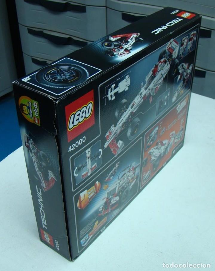 Juegos construcción - Lego: Lego Technic 42000 Grand Prix Racer - Foto 3 - 145953262