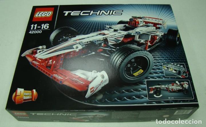 Juegos construcción - Lego: Lego Technic 42000 Grand Prix Racer - Foto 4 - 145953262
