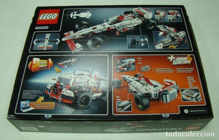 Juegos construcción - Lego: Lego Technic 42000 Grand Prix Racer - Foto 5 - 145953262