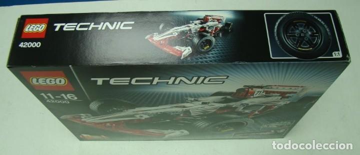 Juegos construcción - Lego: Lego Technic 42000 Grand Prix Racer - Foto 6 - 145953262