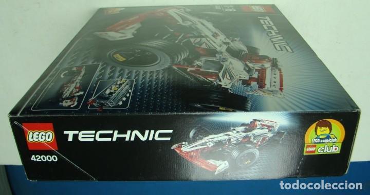Juegos construcción - Lego: Lego Technic 42000 Grand Prix Racer - Foto 7 - 145953262