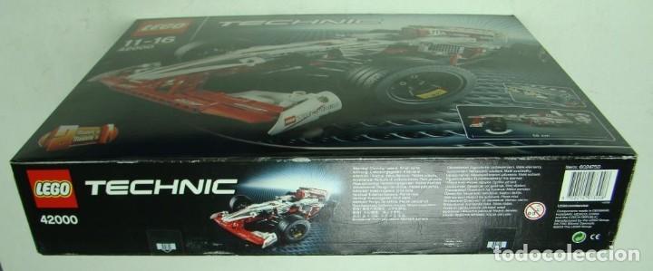 Juegos construcción - Lego: Lego Technic 42000 Grand Prix Racer - Foto 8 - 145953262