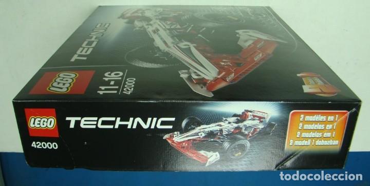 Juegos construcción - Lego: Lego Technic 42000 Grand Prix Racer - Foto 9 - 145953262