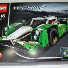 Juegos construcción - Lego: LEGO TECHNIC 42039 24 HOURS RACE CAR. Lote 145954026
