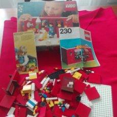 Juegos construcción - Lego: CAJA LEGO REF 230 SEGUN FOTOS. Lote 146355881