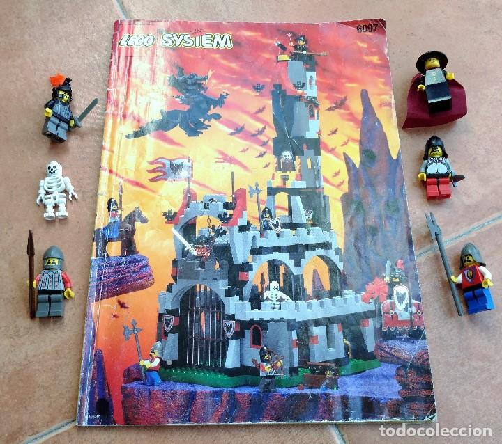 Lego Castle Fright Knights Réf 6097 85 Complet Sold Through