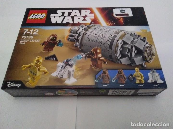LEGO STAR WARS REF.75136 NUEVO,SIN ABRIR. (Juguetes - Construcción - Lego)