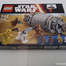 Juegos construcción - Lego: LEGO STAR WARS REF.75136 NUEVO,SIN ABRIR.. Lote 146803402