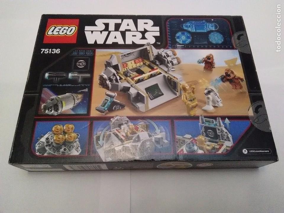 Juegos construcción - Lego: Lego Star Wars ref.75136 nuevo,sin abrir. - Foto 3 - 146803402