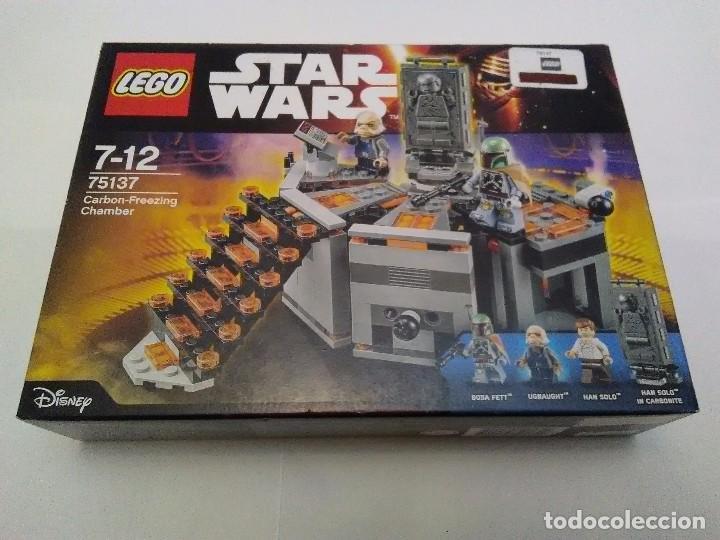 LEGO STAR WARS REF.75137 NUEVO,SIN ABRIR. (Juguetes - Construcción - Lego)