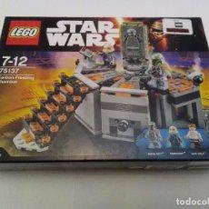 Juegos construcción - Lego: LEGO STAR WARS REF.75137 NUEVO,SIN ABRIR.. Lote 146805510