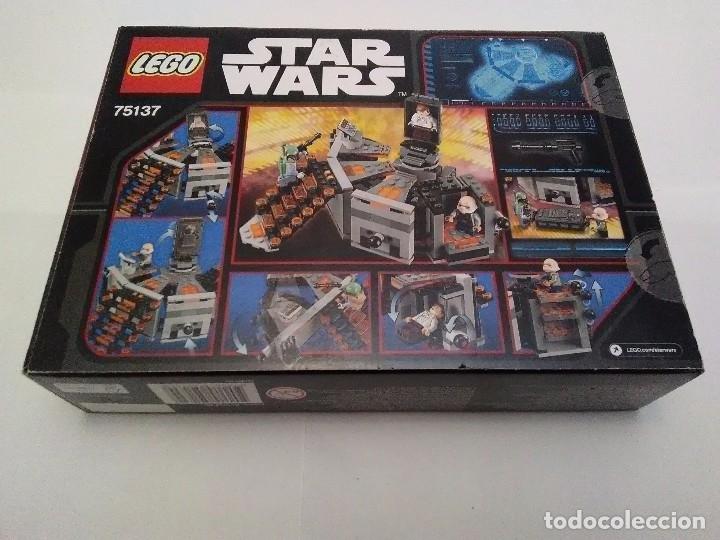 Juegos construcción - Lego: Lego Star Wars ref.75137 nuevo,sin abrir. - Foto 2 - 146805510
