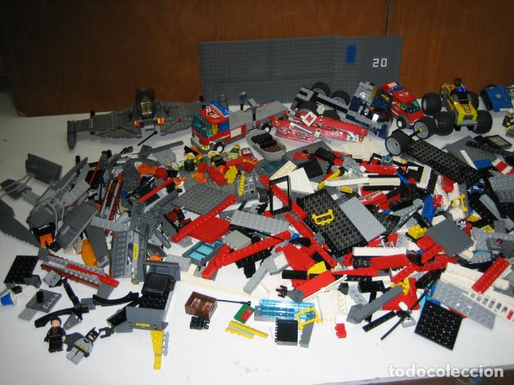 ANTIGUO Y GRAN LOTE LEGO (Juguetes - Construcción - Lego)