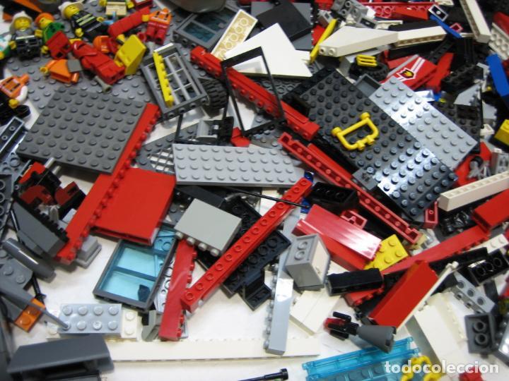 Juegos construcción - Lego: Antiguo y gran lote Lego - Foto 4 - 147659630