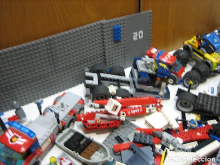 Juegos construcción - Lego: Antiguo y gran lote Lego - Foto 5 - 147659630