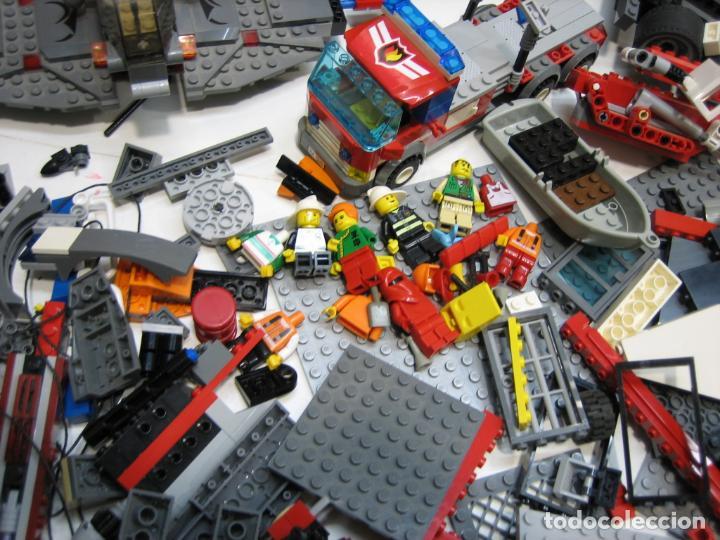 Juegos construcción - Lego: Antiguo y gran lote Lego - Foto 6 - 147659630