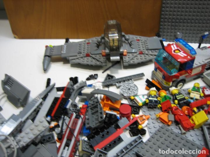 Juegos construcción - Lego: Antiguo y gran lote Lego - Foto 10 - 147659630