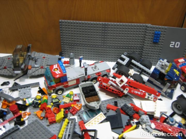 Juegos construcción - Lego: Antiguo y gran lote Lego - Foto 11 - 147659630