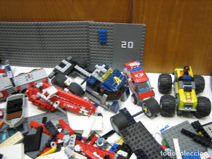 Juegos construcción - Lego: Antiguo y gran lote Lego - Foto 12 - 147659630