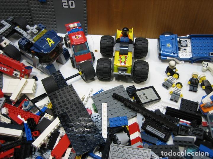 Juegos construcción - Lego: Antiguo y gran lote Lego - Foto 13 - 147659630