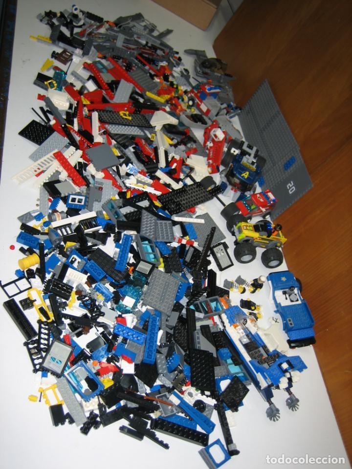 Juegos construcción - Lego: Antiguo y gran lote Lego - Foto 19 - 147659630