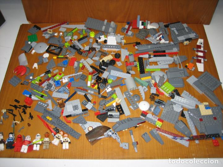 ANTIGUO LOTE LEGO. GUERRA DE LAS GALAXIAS (Juguetes - Construcción - Lego)