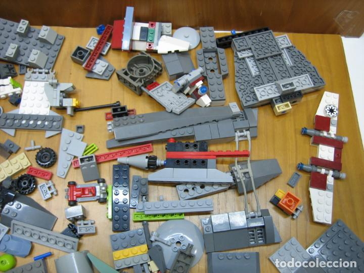 Juegos construcción - Lego: Antiguo lote Lego. Guerra de las galaxias - Foto 2 - 147659718