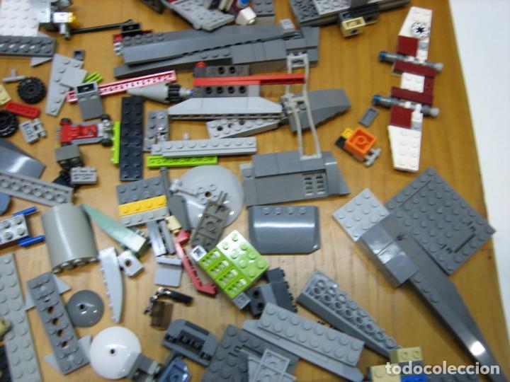 Juegos construcción - Lego: Antiguo lote Lego. Guerra de las galaxias - Foto 3 - 147659718