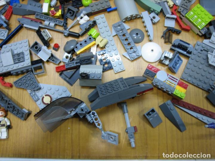 Juegos construcción - Lego: Antiguo lote Lego. Guerra de las galaxias - Foto 5 - 147659718