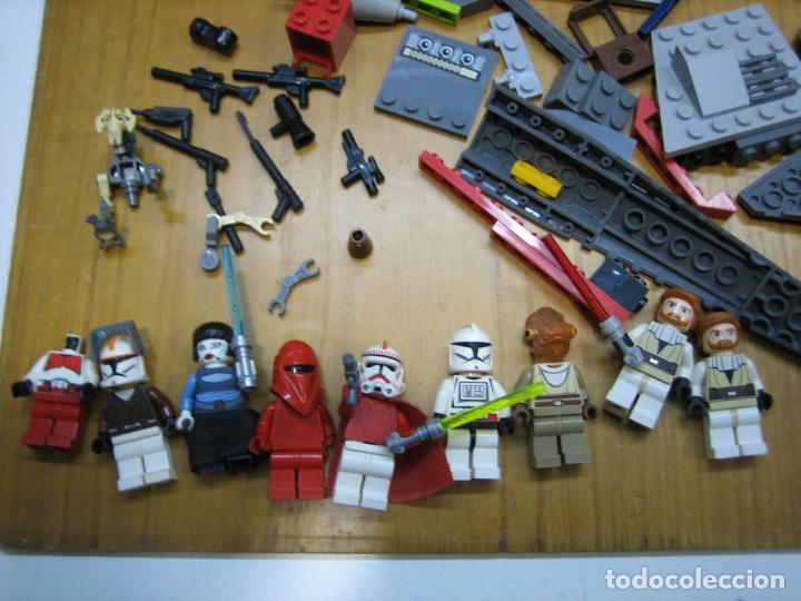 Juegos construcción - Lego: Antiguo lote Lego. Guerra de las galaxias - Foto 10 - 147659718