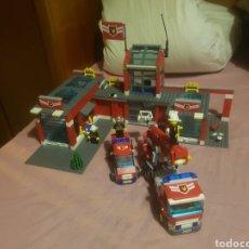 Juegos construcción - Lego: LEGO BOMBEROS. Lote 147777090
