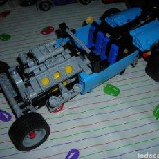 Juegos construcción - Lego: LEGO 2014 REF 42022 TECHNIC - COCHE AMERICANO HOT ROD RACING ECH SIMILAR 1/18 ~ ESTILO FORD T CON V6. Lote 148259746