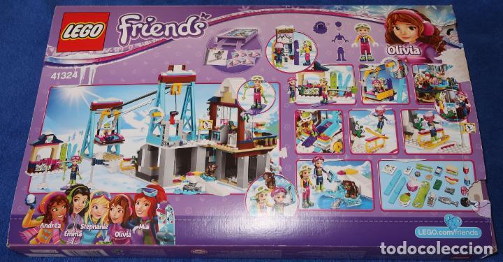 LEGO FRIENDS - RED 41324 - LEGO (Juguetes - Construcción - Lego)